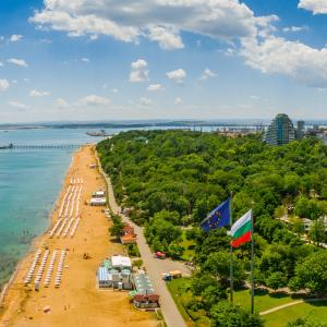 Burgas city. Copyright: Burgas Municipality