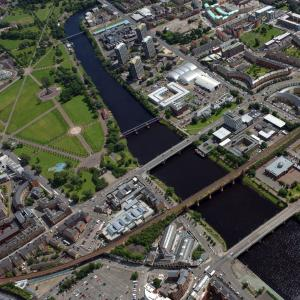 Glasgow City. Copyright: Glasgow City Council