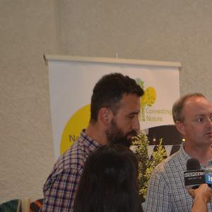 Connecting Nature AGM - Ioannina June 2018 Marcus Collier Interview