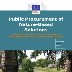 Public procurement of nature-based solutions