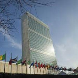 Siobhan McQuaid  presents to the UN on financing sustainable NBS