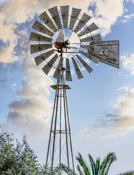 Entry 9 - Windmill