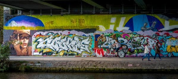 Entry 22 - Graffiti